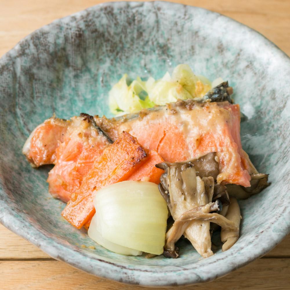 ちゃんちゃん 焼き 鮭